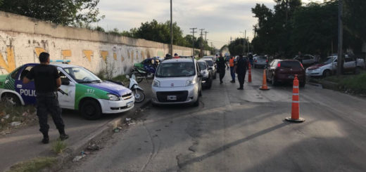 Intensificación de controles vehiculares en Quilmes y Lanús - Diego Kravetz